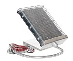 6Volt Solar Panel With Bracket & Cable